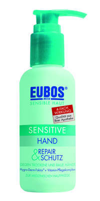EUBOS SENSITIVE Hand Repair & Schutz Creme Spend.