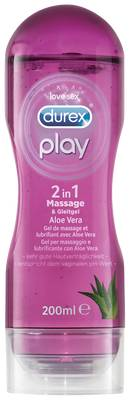 DUREX play Massage 2in1