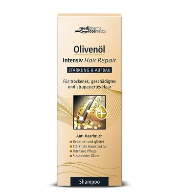 OLIVENÖL INTENSIV HAIR Repair Shampoo