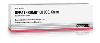 HEPATHROMB Creme 60.000