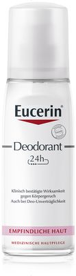 EUCERIN Deodorant Spray 24h